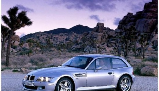 Photo 1 : Z3 COUPE - 1998
