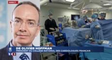 """Cœur artificiel Carmat : """"C'est encourageant"""", affirme le docteur Olivier Hoffman"""