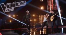 """Exclu The Voice Kids : la chanson des coachs """"New York avec Toi"""" de Téléphone"""