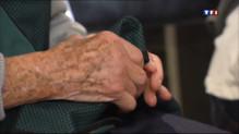 Le 13 heures du 20 septembre 2013 : Alzheimer : le difficile quotidien des aidants - 548.346