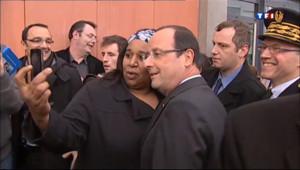 Le 20 heures du 11 mars 2013 : Hollande renoue le contact avec les Fran�s �ijon - 1501.7980000000002