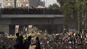 Manifestation et affrontements au Caire, 2/1/11