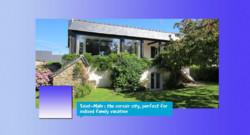 Une résidence de Saint-Malo, annonce la plus consultée au monde sur le site d'échange de maisons HomExchange.com