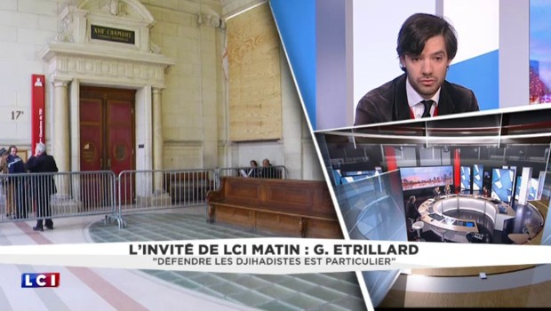 """Abdeslam en France : """"Le pas vers l'avocat qui est un traitre est rapidement franchi"""""""