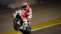 Andrea Dovizioso signe la pole à Losail avec Ducati