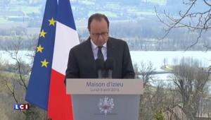 """Izieu-Hollande : """"Le mal ne s'est pas arrêté aux portes de cette maison"""""""