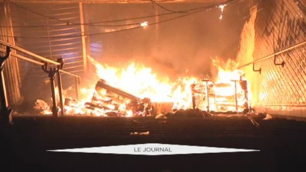 """""""Nuit Debout"""" : incidents (02/05)"""