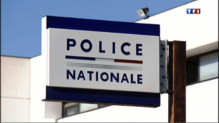 Panneau de la Police nationale.