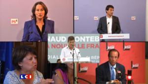 PS: les candidats aux primaires lancent les grandes manoeuvres