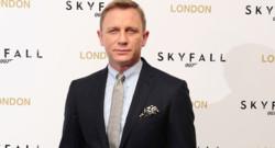 Daniel Craig lors du photocall de Skyfall à Londres, le 22 octobre 2012.