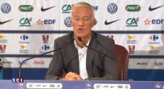 Didier Deschamps dévoile sa liste des 23 joueurs pour affronter le Portugal et la Serbie