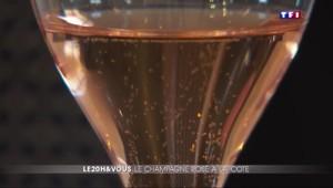 Fête de Noël : le secret des bulles roses