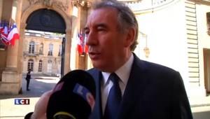 """François Bayrou : """"Je ne crois pas que ça puisse durer encore 3 ans comme ça"""""""