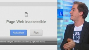 sites inaccessibles