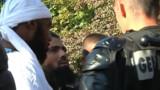 Film anti-islam: 150 manifestants arrêtés près de l'ambassade US à Paris