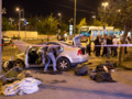 Attaque à la voiture bélier à Jérusalem le 22 octobre 2014