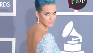 Katy Perry Flop coiffure