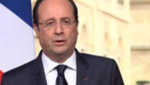 L'allocution télévisée de François Hollande : la vidéo intégrale