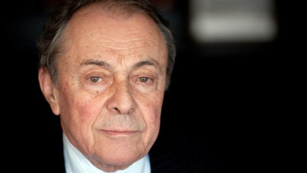 L'ex-Premier ministre socialiste Michel Rocard en 2010/Image d'archives