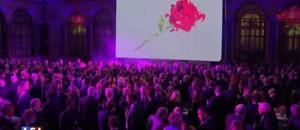 Mondial de rugby : le prince Harry donne le coup d'envoi