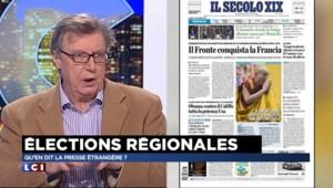 """Montée du FN aux régionales : """"Une série de contradictions"""" au sein du Front républicain"""