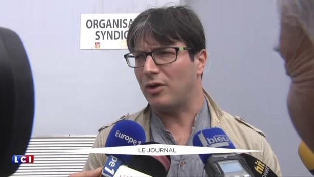 """Raffinerie de Donges : """"Nous rentrons dans un mouvement de grève dur"""""""