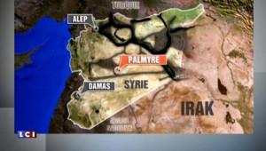 Syrie : avant l'Etat islamique, deux ans de guerre à Palmyre