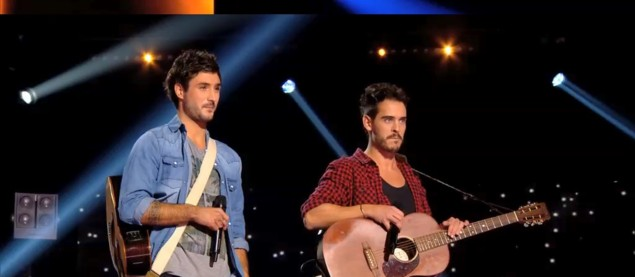 Fréro Delavega - The Voice 3