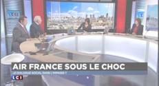 """Air France : """"Le modèle économique est périmé"""""""