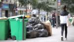 Illustration. Des poubelles qui s'entassent à Paris en octobre 2015