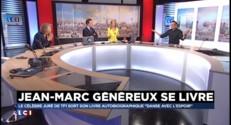 """Jean-Marc Généreux : """"Aujourd'hui, je peux parler de mon histoire pour donner un air d'espoir"""""""