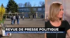 """Nicolas Bay fait sa revue de presse : """"Propos blessants"""" de Nadine Morano, réforme du collège, réduction des APL et immigration clandestine"""