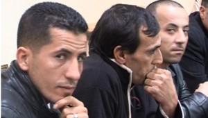 TF1/LCI - Trois des bagagistes musulmans de Roissy qui ont porté plainte contre X pour discrimination, le 19 octobre 2006