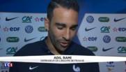 """Adil Rami : """"Je suis conscient de ma prestation, mais ce n'est pas pour autant que je panique"""""""