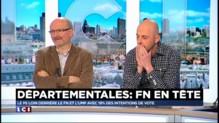 """Élections départementales: """"Le vote FN est un vote qui s'assume"""""""