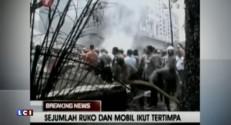 Indonésie : un avion militaire s'écrase, au moins 30 morts