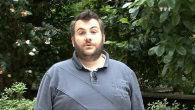 Laurent Ournac vous invite sur le tournage de Camping Paradis !