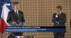 "Montebourg à Macron : ""Bonne chance, Manu !"""