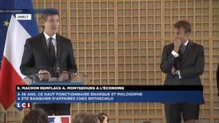Passation de pouvoir : l'intégralité de l'allocution d'Arnaud Montebourg