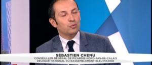 "Sébastien Chenu : ""Je ferai ce que Marine Le Pen souhaitera que je fasse"""