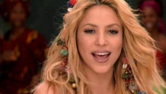 Shakira Waka Waka Mondial 2010