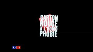 Spot contre l'homophobie dans le football, avec Ludovic Giuly, Marc Planus ou Louis Nicollin en chute !