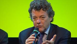 TF1 / LCI Jean-Louis Borloo, lors de l'ouverture du Grenelle de l'environnement, le 27 septembre 2007