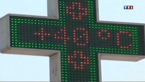 Vague de chaleur en Europe du Sud