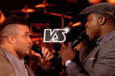 Wesley VS Edu Del Prado – La Battle sur « Soulman » (Ben l'Oncle Soul) - The Voice 3
