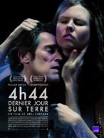 Affiche du film 4h44, dernier jour sur Terre