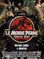 Affiche du film Le monde perdu : Jurassic Park
