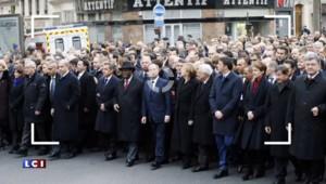 Attentats : l'action du président Hollande résumée en huit photos