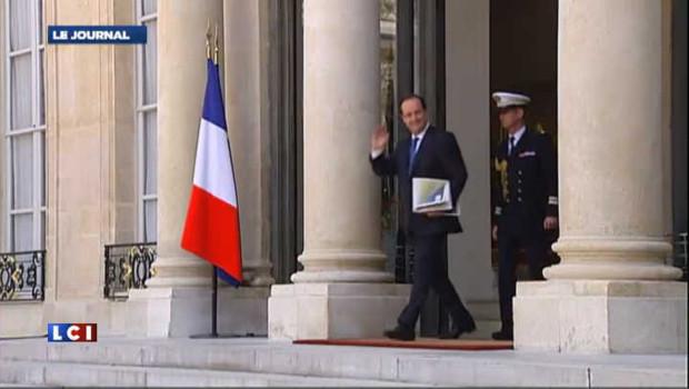 """Cent jours de Hollande : """"bien mais peut mieux faire"""""""
