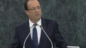 Hollande François Onu